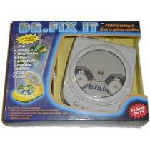 Kit Con Reparador Limpiador Automatico De Cds Y Dvds Bluray
