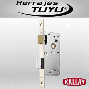 Cerradura Kallay 4005 Frente Angosto Seguridad Casa Tuyu