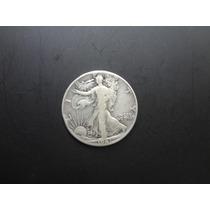 Moeda Half Dolllar 1941 Prata