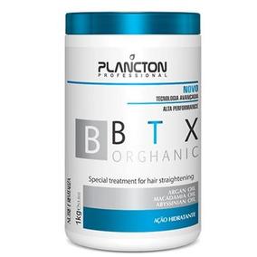 Botox Orghanic Plancton Btox 1k - Frete Grátis - Imperdível!