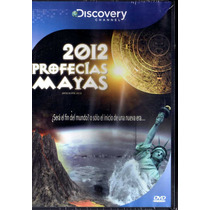 Dvd 2012 Profecias Mayas Discovery Channel Español 50 Min.