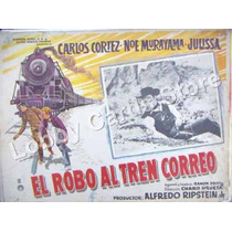 Lobby Cards,carteles,carlos Cortez.pelicula