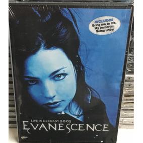 Dvd Evanescence Live Germany 2003 Nuevo Original