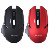 Mouse S/ Fio Gamer Wireless 2.4 Ghz Note Mini Pc Android T62