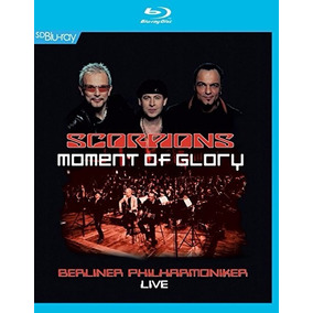 Scorpions - Moment Of Glory - Blu Ray Importado, Lacrado