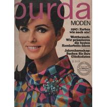 Burda Moden N° 01 Alemão De Janeiro 1967 Não Em Português
