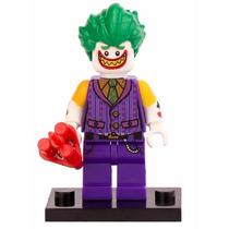 Coringa Vilão O Filme Batman Compativel Lego Gt