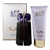 Kit Alien Thierry Mugler Edp 60ml+body100ml-original