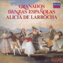 Vinyl Sellado E Importado De Granados Danzas Españolas
