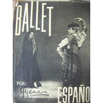 Libro, Ballet Español, Juan Gyenes