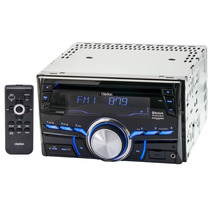 Autoestereo Clarion 2 Din Cx305 Bluetooth Usb Ipod Iphone Cd