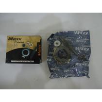 Engrenagem Velocimetro Bross 150 Tambor Paralelo (ferro)