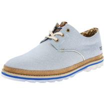Zapato Caterpillar P715805 Cormac Hombre Azul 40.5 43
