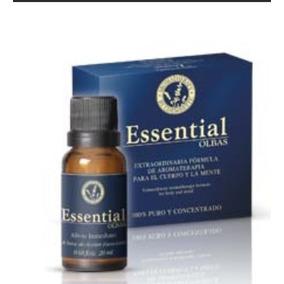 Aceite Escencial De Olbas Aromaterapia Línea Chemisette