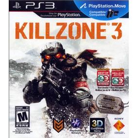 Killzone 3 Ps3 Nuevo Original Fisico Caja Sellada