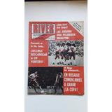 Revista River N 1886 Poster Mario Alberto Kempes