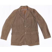 Hermoso Blazer Saco Pana 40 Regular Moderno