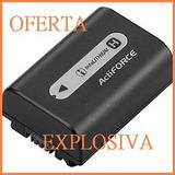Bateria Recargable Np-fh50 P/video Camara Sony Dcr-dvd205