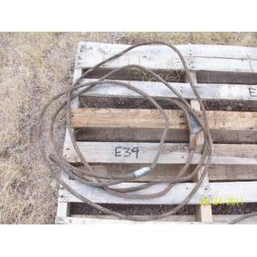 Estrobo De Cable De Acero 6 Metros De 1/2 Pulgada