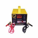 Carregador De Bateria Stroke Power 10ah 12v C/ Amperímetro