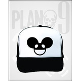 Gorra Trucker Deadmau5