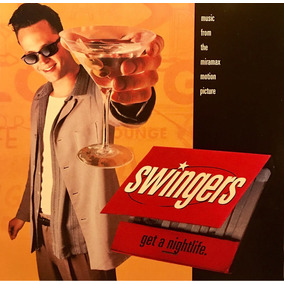 Cd Swingers Get A Nightlife Soundtrack Importado