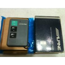 Control Remoto Alarma Alpine Sec-8448 Auto Security