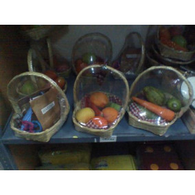 Canasta De Frutas O Verduras Material Didáctico