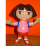 Figura Dora La Exploradora Muñeca Infantil Caricatura Nuevo