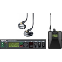 Shure Psm900 -completo- Fone Se 425 + Transmissor + Receptor
