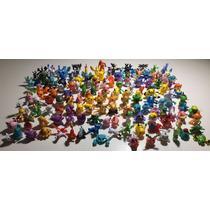144 Brinquedos Em Miniatura Do Pokémon Em Pvc Pronta Entrega