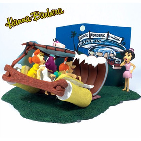 The Flintstones - At The Drive-in -hanna Barbera - Raro