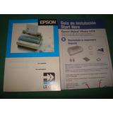 Epson En Español Y Portuges Lx-300