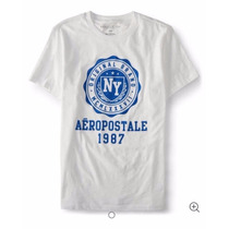 Remera Aeropostale / Hollister Abercrombie Tommy American