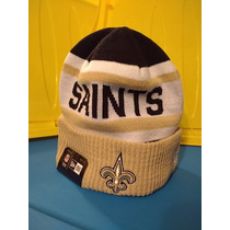 Gorro New Era Nfl Tejido Beanie Santos Nueva Orleans Saints