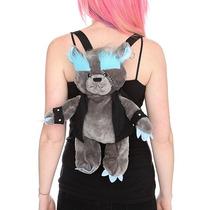 Hot Topic Mochila Oso De Peluche Brawl Bear Plush Backpack