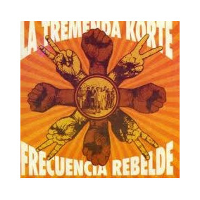 La Tremenda Korte Frecuencia Rebelde Cd Nuevo Cerrado