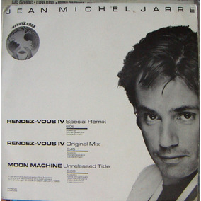 Frances, Jean Michel Jarre, Encuentro, Maxi Single 12´,