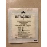 Gasa Esteril No Tejida Ultragauze Sobres Ind 7,5 X 7,5 Envio