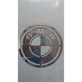 Logo Escudo Insignia Bmw Acero Inoxidable 150x150mm