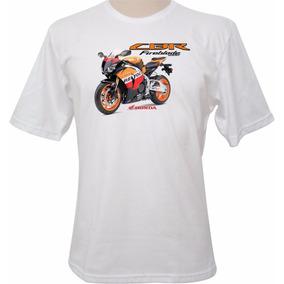 Camiseta Honda Cbr 1000rr Fireblade Rapsol