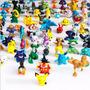 Cnft Pokemon Figuras De Accion , 144-piezas, 2-3 Cm
