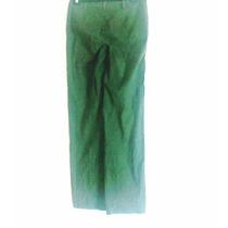 Pantalon Dama 2 Lavoro T-2 Color Verde ,rock ,punk,antro