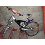 Bicicleta Speedstar Montero De Doble Suspension C/repuestos