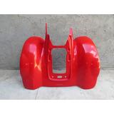 Cuatriciclo Honda 300ex - Cacha Trasera Fibra De Vidrio