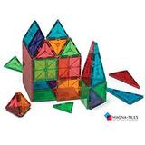 Juguete Magna-azulejos Borrar Colores Set De 100 Piezas
