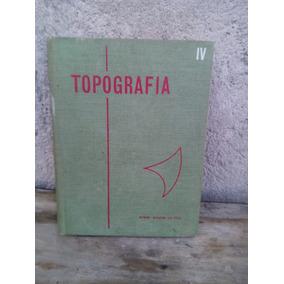 Topografia Miguel Montes De Oca 1970