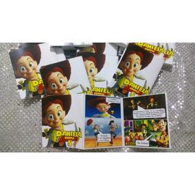 12 Invitaciones Jessie Toy Story Tipo Historieta Comic