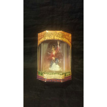 Harry Potter Traje Quidditch Ornamento Navideño Enesco Orig