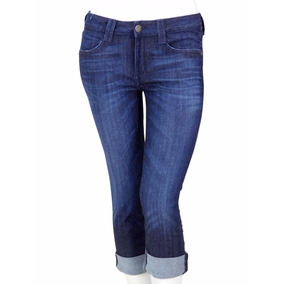 Jeans .618 Para Dama Capri. 6105